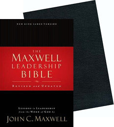 Maxwell leadership bible revised and updated