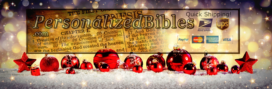 PersonalizedBibles.com