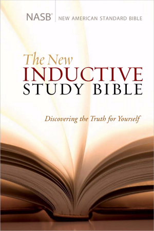 The New Inductive Study Bible (NASB) by Precept Ministries ...